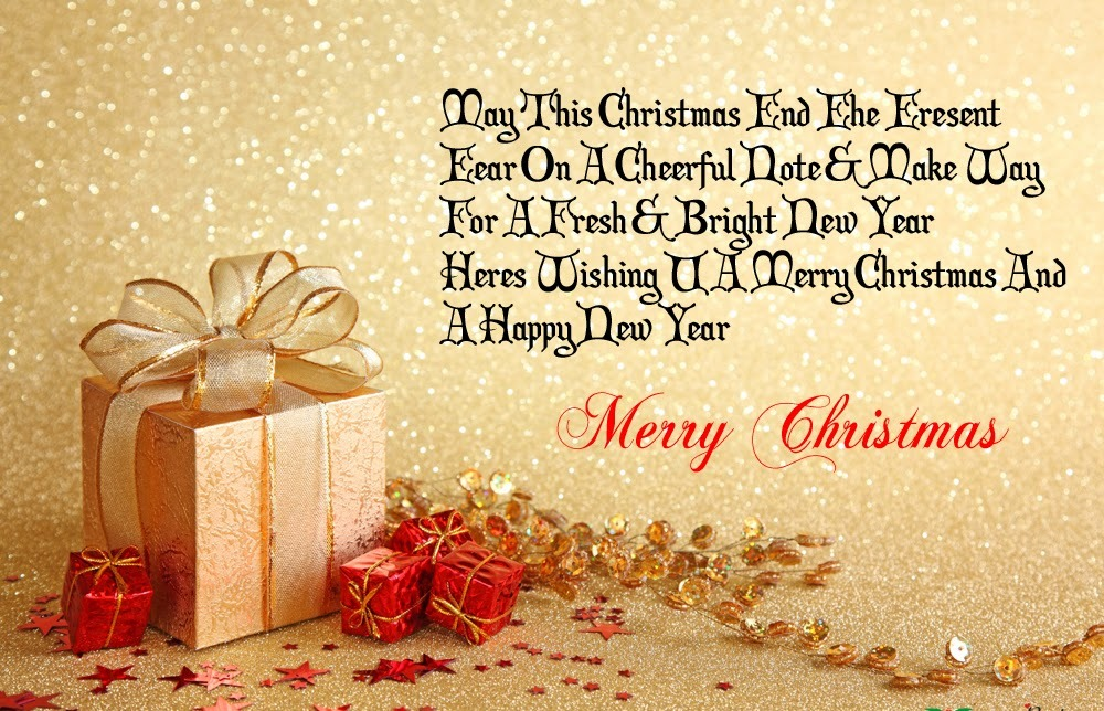 Best Merry Christmas Message For Cards