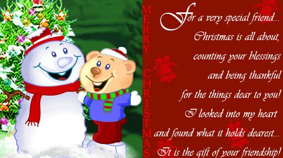 Short Christmas Greeting Poems
