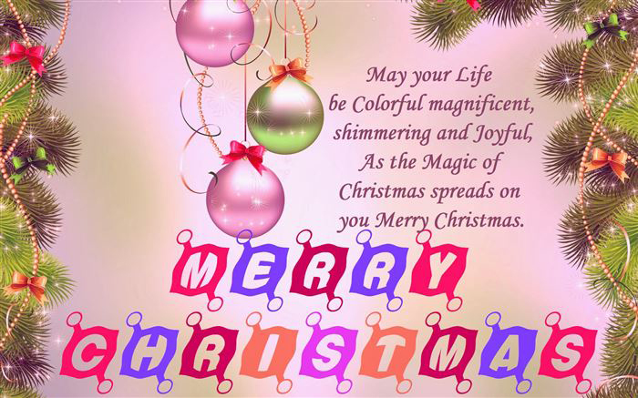free christmas greeting card messages