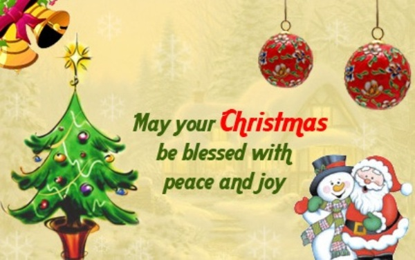 religious christmas greeting card messages