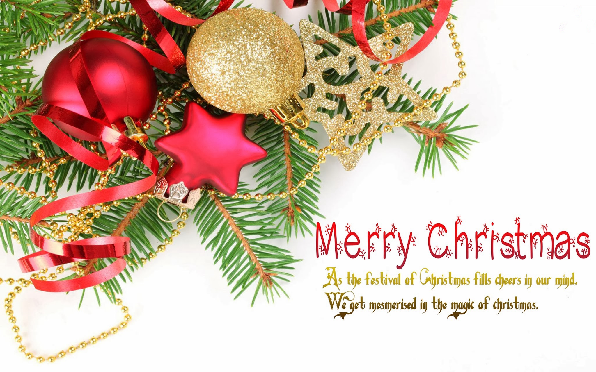 Christmas Greeting Card Messages – Christmas Day Greetings