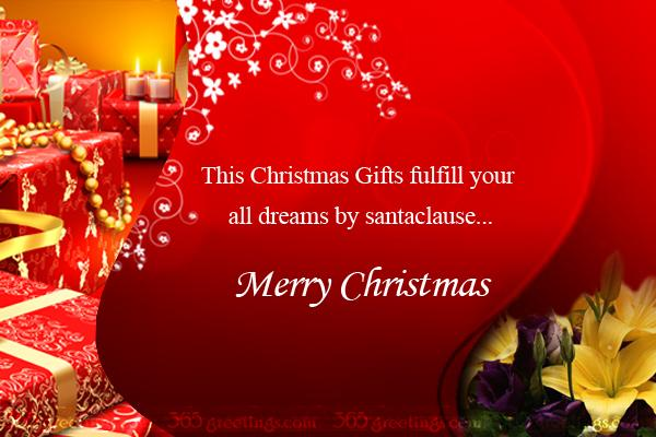 Top Christmas Greeting Wallpapers