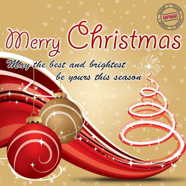 Best christmas day 2014 greetings