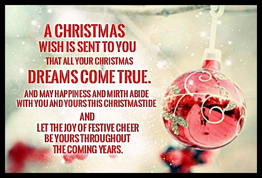 christmas wishes greetings images