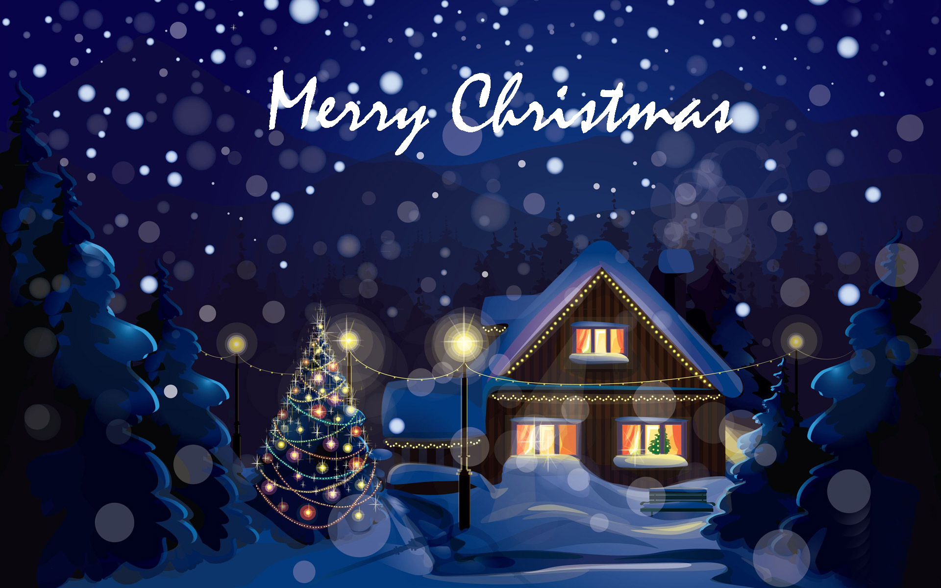 merry christmas pictures wallpapers free