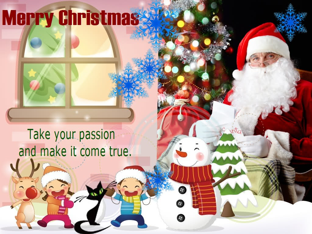 pictures greetings for christmas