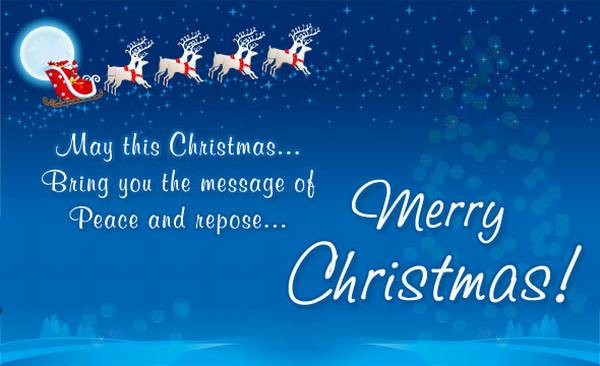 Top 15 Christmas Greeting Picture Messages