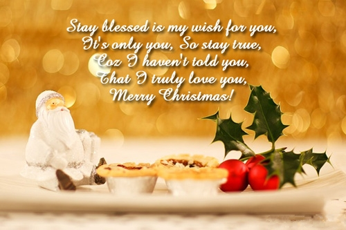 happy christmas greeting messages sample