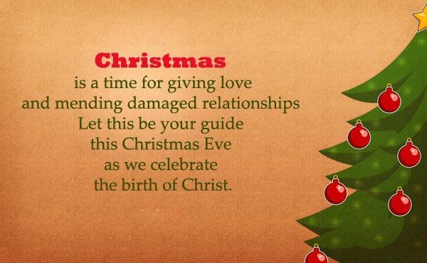 The 45 Best Inspirational Merry Christmas Quotes Of All: Christmas Day Greetings