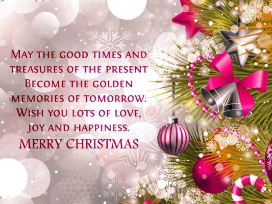 Christmas Greeting Messages 2016 – Christmas Day Greetings