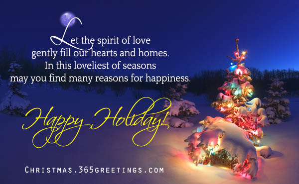 New Christmas Messages 2017
