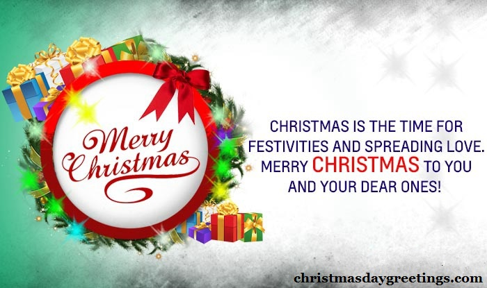 christmas greeting messgaes