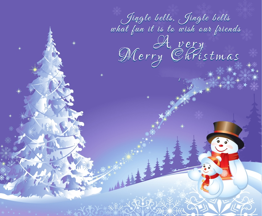 free christmas greeting cards for friends collection